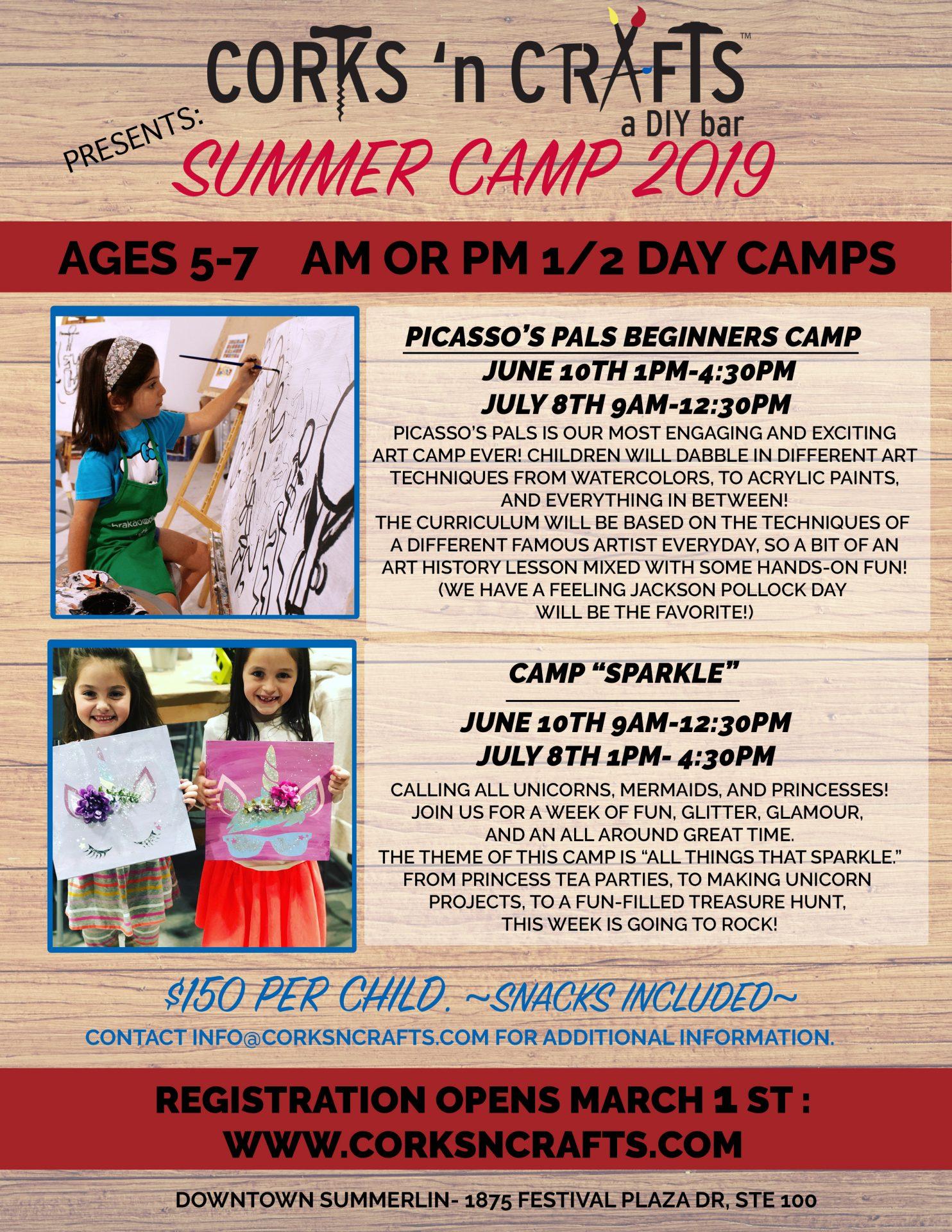 Summer Camp 2019 back