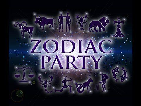 zodiac party