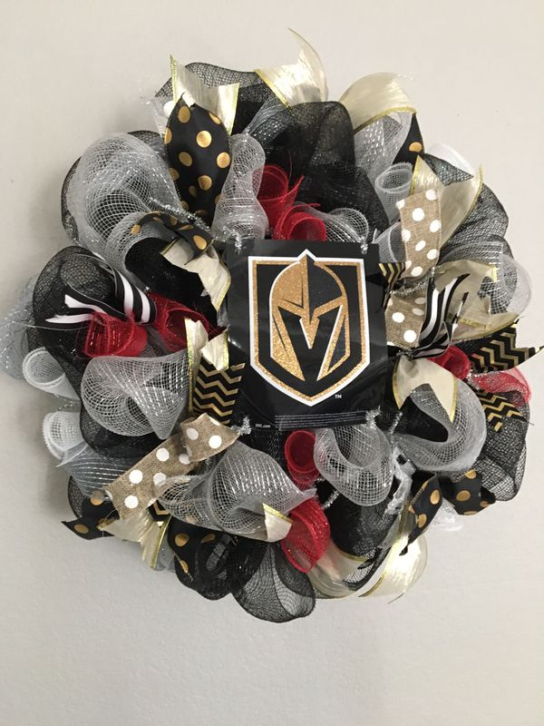 vgk wreath