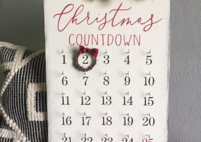 DEC christmas countdown