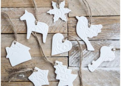 DEC clay ornaments 2