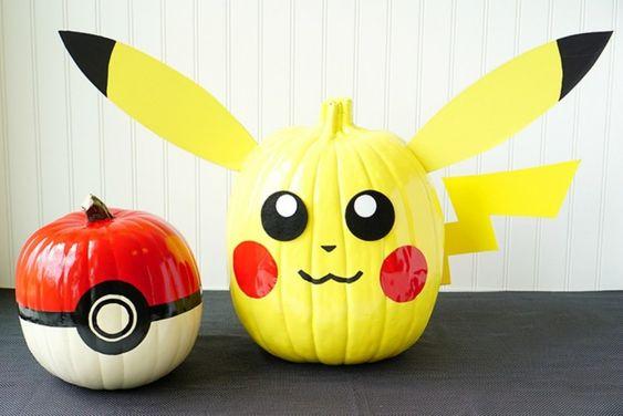 pokemon pumpkin