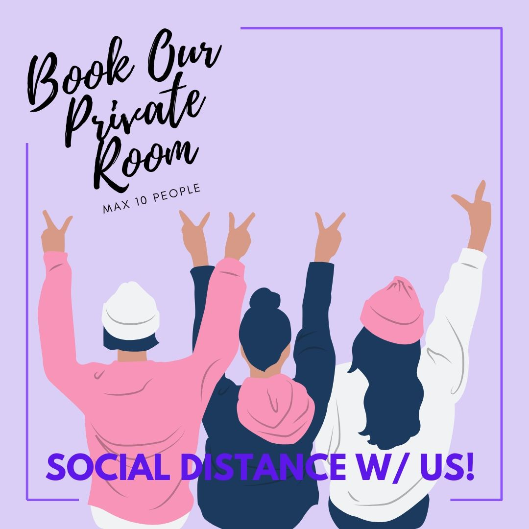 Private Room Booking