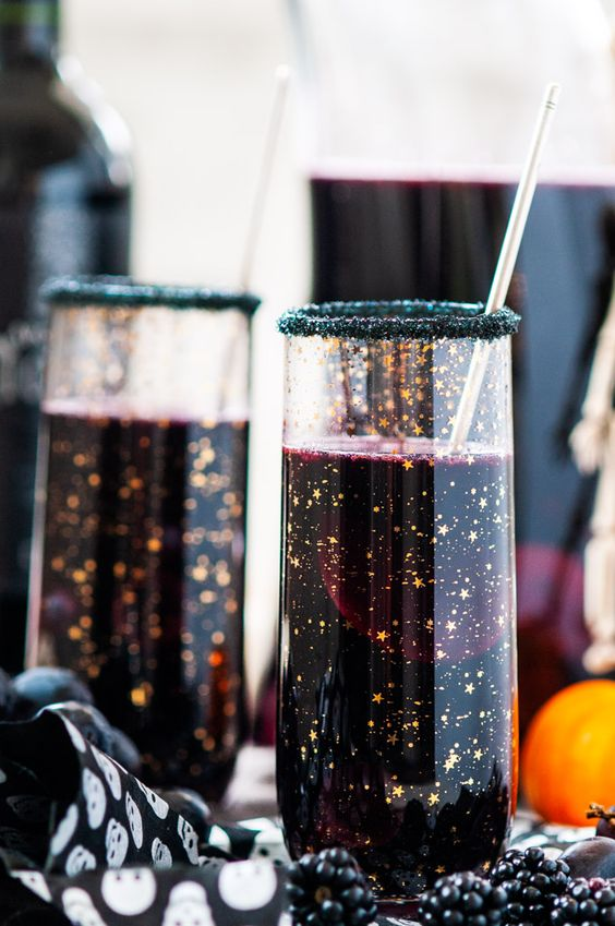 witches brew sangria